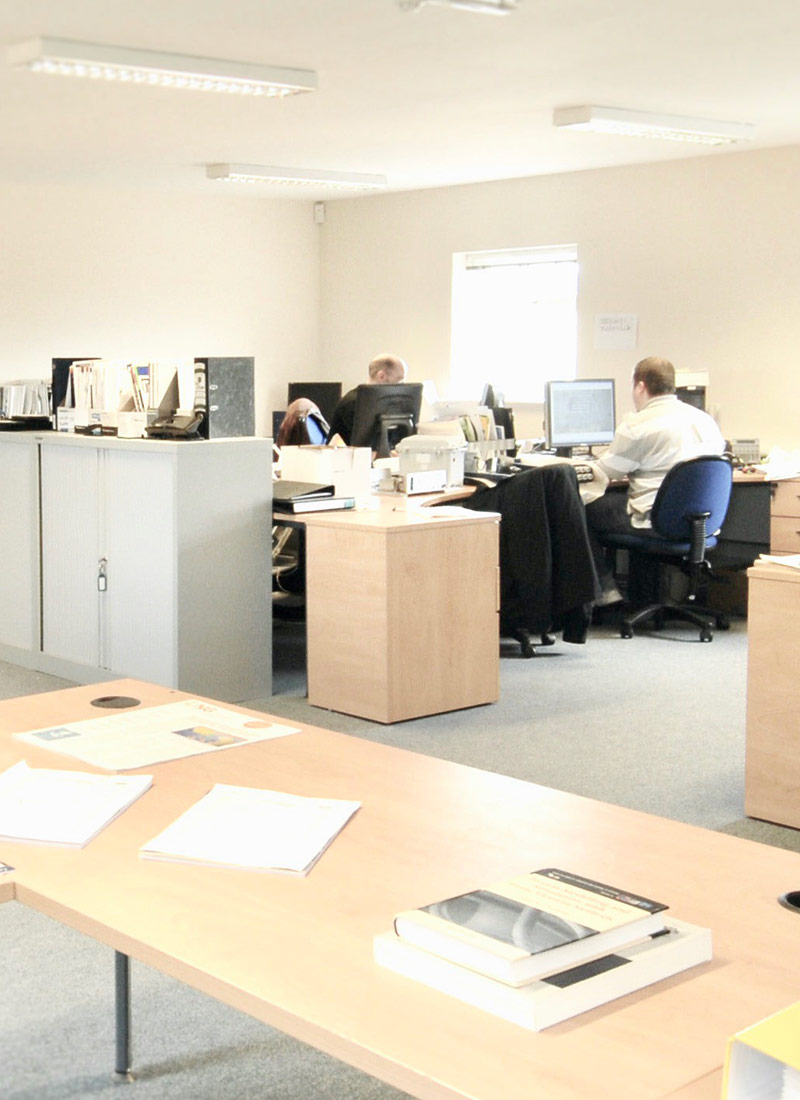 Office space to rent in Yorkshire